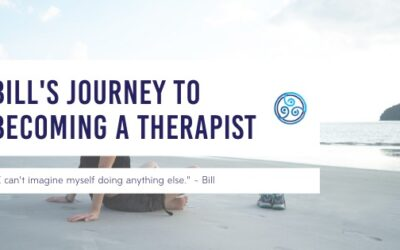 Bill Arbuckle's Journey to Becoming a Therapist