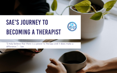 Sae's journey to becoming a therapist